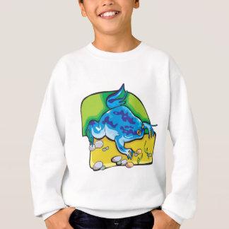Blue Frog Sweatshirt