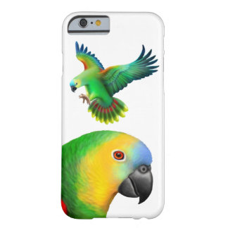 Blue Fronted Amazon Parrot iPhone 6 Case