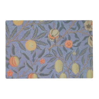 Blue Fruit' or 'Pomegranate' Placemat