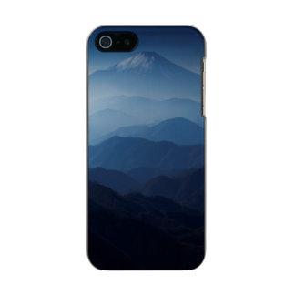 Blue Fuji Metallic iPhone SE/5/5s Case