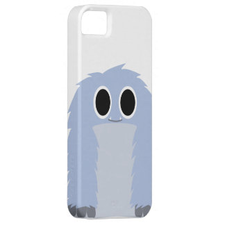 Blue Furry Monster Case iPhone 5 Covers