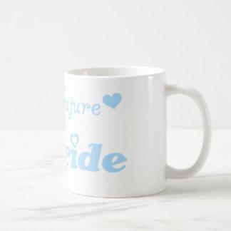 Blue Future Bride Classic White Coffee Mug