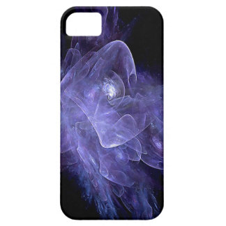 blue galaxy abstract i phone case
