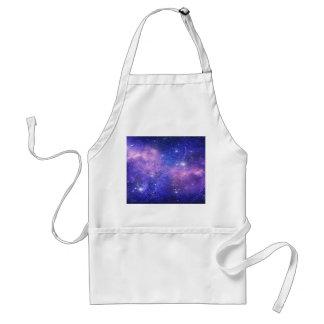 Blue Galaxy Apron/Smock