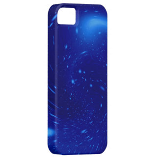 Blue Galaxy iPhone 5 Cases