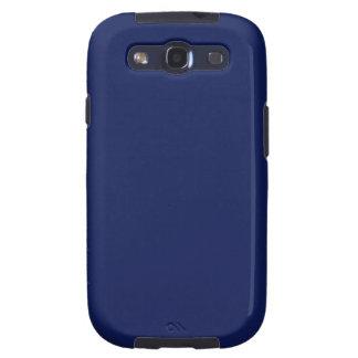Blue Galaxy S3 Case