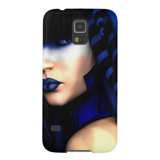 Blue Galaxy S5 Covers