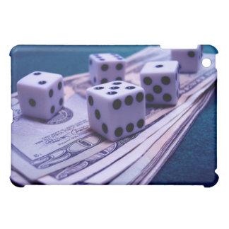 Blue Gambling  iPad Case