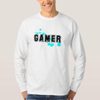 Blue Gamer T-shirt
