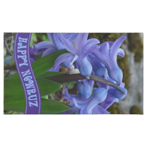 Blue Garden Hyacinth Iranian New Year Nowrooz 45 Piece Box Of Chocolates