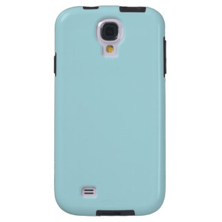 Blue Garter - Pale Baby Blue Uptown Girl Designer Galaxy S4 Case