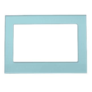 Blue Garter - Pale Baby Blue Uptown Girl Designer Magnetic Frames