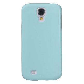 Blue Garter - Pale Baby Blue Uptown Girl Designer Samsung Galaxy S4 Cover