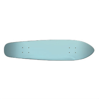 Blue Garter - Pale Baby Blue Uptown Girl Designer Skateboard Deck