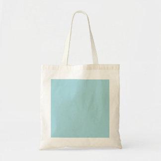 Blue Garter - Pale Baby Blue Uptown Girl Designer Tote Bag