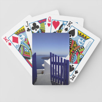 Blue gate deck of cards