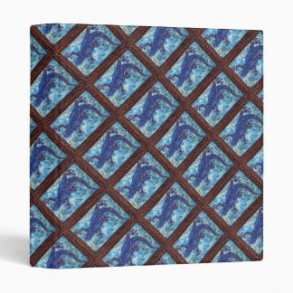 "Blue Gecko 1.5"" Binder"