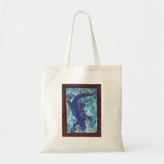 Blue Gecko Bag