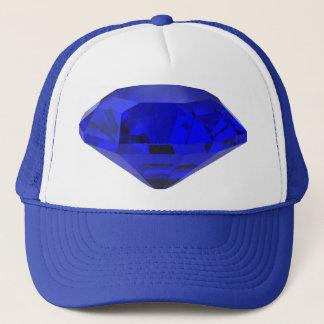 Blue Gem Trucker Hat