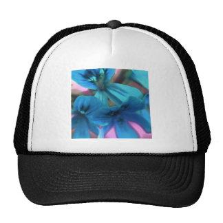 Blue Geraniums Trucker Hat