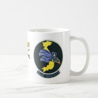 Blue Ghost original patch mug