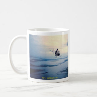 Blue Ghost Platoons - Scouts Classic White Coffee Mug