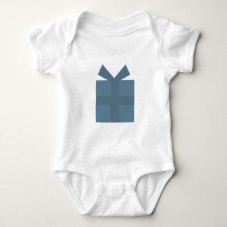 Blue Gift Baby Bodysuit