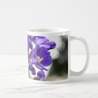 blue ginger coffee mug