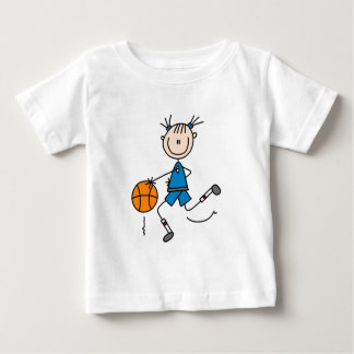 Blue Girls Basketball Tshirts and Gifts