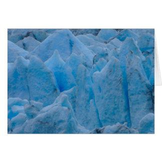 Blue Glacier Card