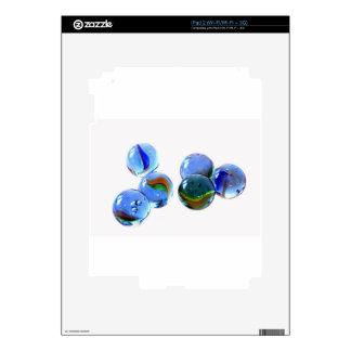 Blue Glass Images iPad 2 Skins