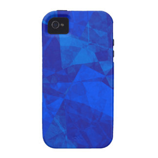 Blue glass iPhone 4 cases
