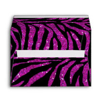 blue glitter animal pattern Envelope