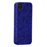 Blue glitter iphone 4 barely case Case-Mate iPhone 4 cases