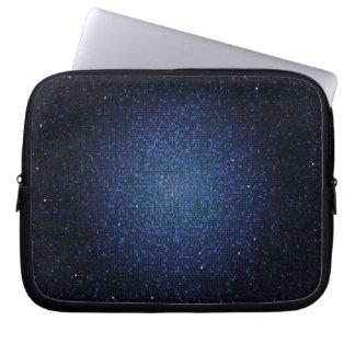 Blue Glitter Sequin Disco Glitz Protective Case