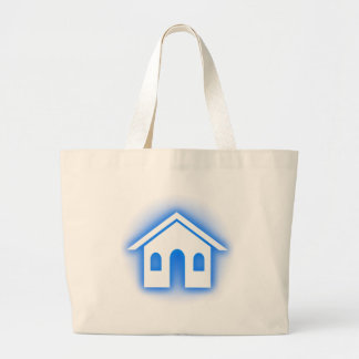 blue glow home bags