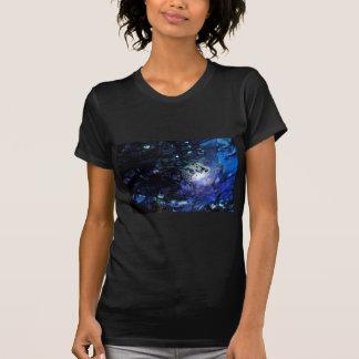 Blue Glow Tshirt
