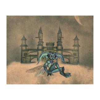Blue Goblin Queork Photo Prints