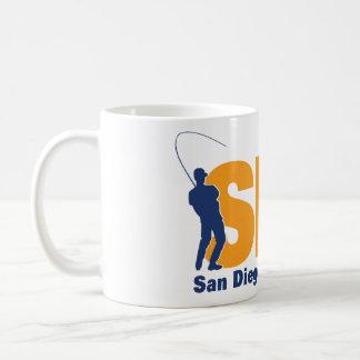 Blue & Gold Go Juice Mug