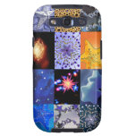 Blue & Gold Stars Photography Collage Samsung Galaxy S3 Covers