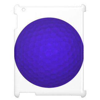 Blue Golf Ball Cover For The iPad 2 3 4