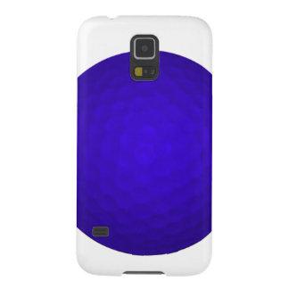 Blue Golf Ball Galaxy S5 Case