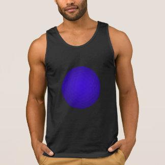 Blue Golf Ball Tanks