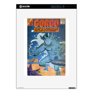 Blue Gorgo Skins For The iPad