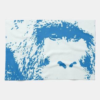 Blue Gorilla Towels
