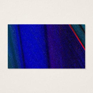 BLUE GRAB ME MANDELBULB 3D. FRACTAL BACKGROUND BUSINESS CARD