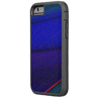 BLUE GRAB ME MANDELBULB 3D. FRACTAL BACKGROUND TOUGH XTREME iPhone 6 CASE