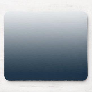 Blue gradient mouse pad