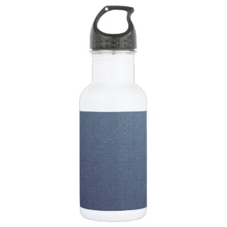 Blue Gradient Water Bottle