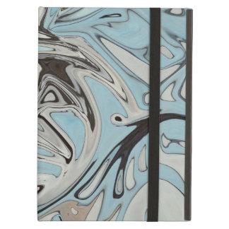 Blue Graffiti iPad Case